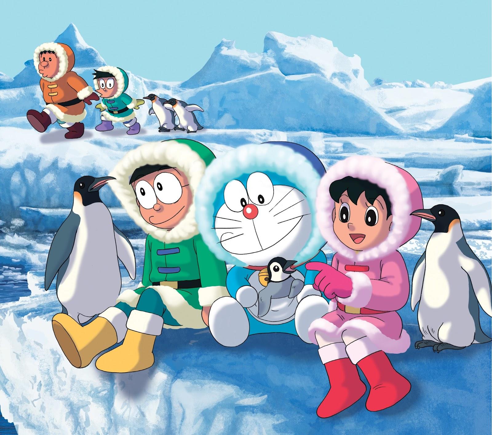 Doraemon Content