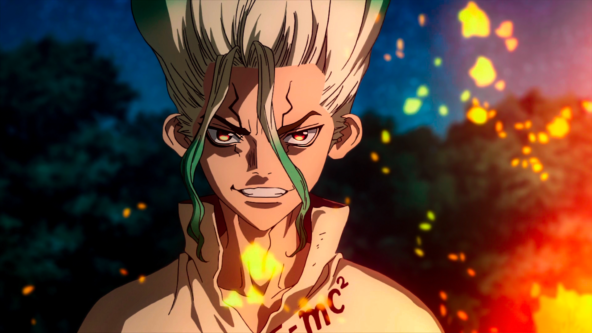 Dr Stone featured