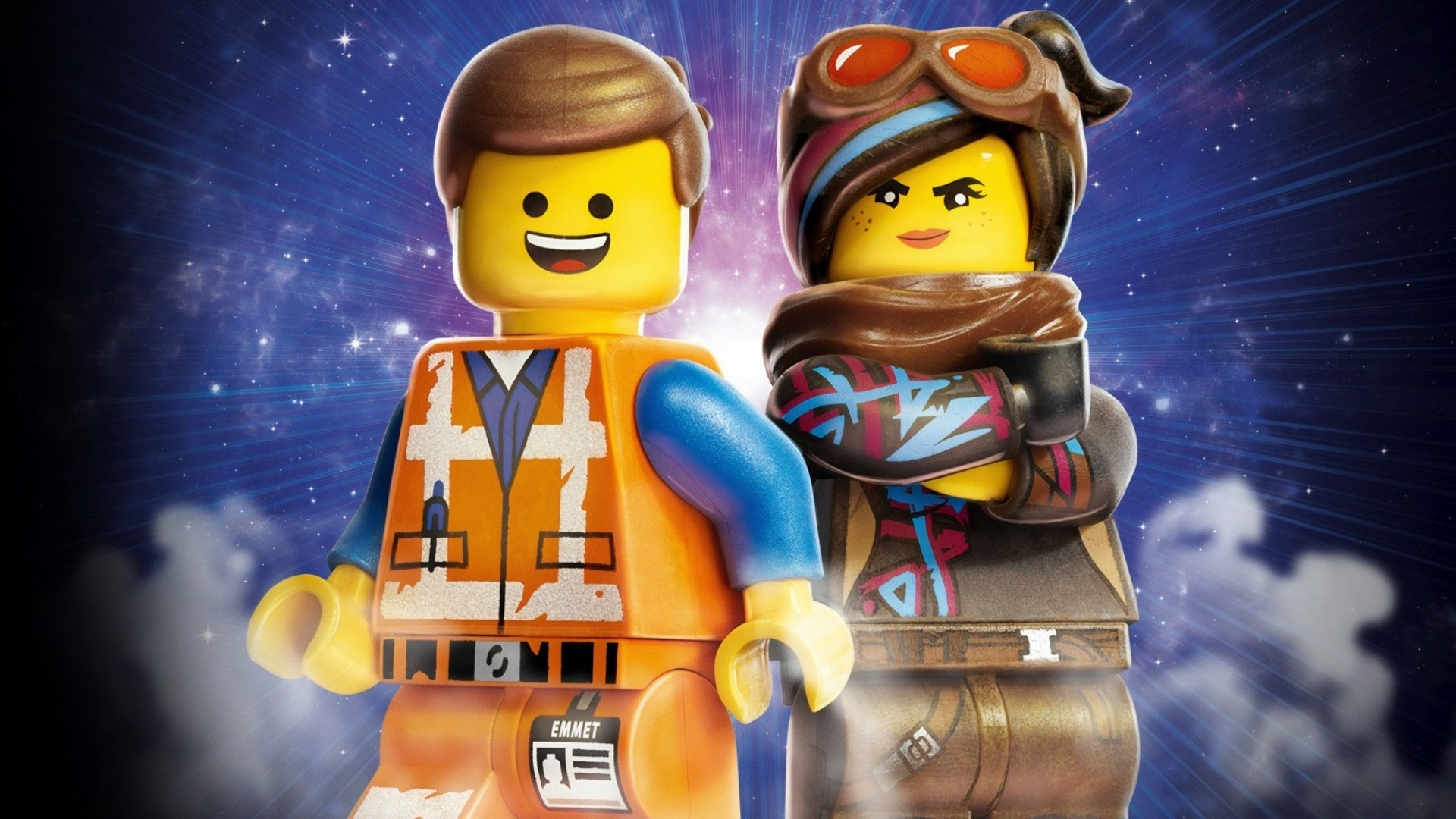 Emmet and Lucy