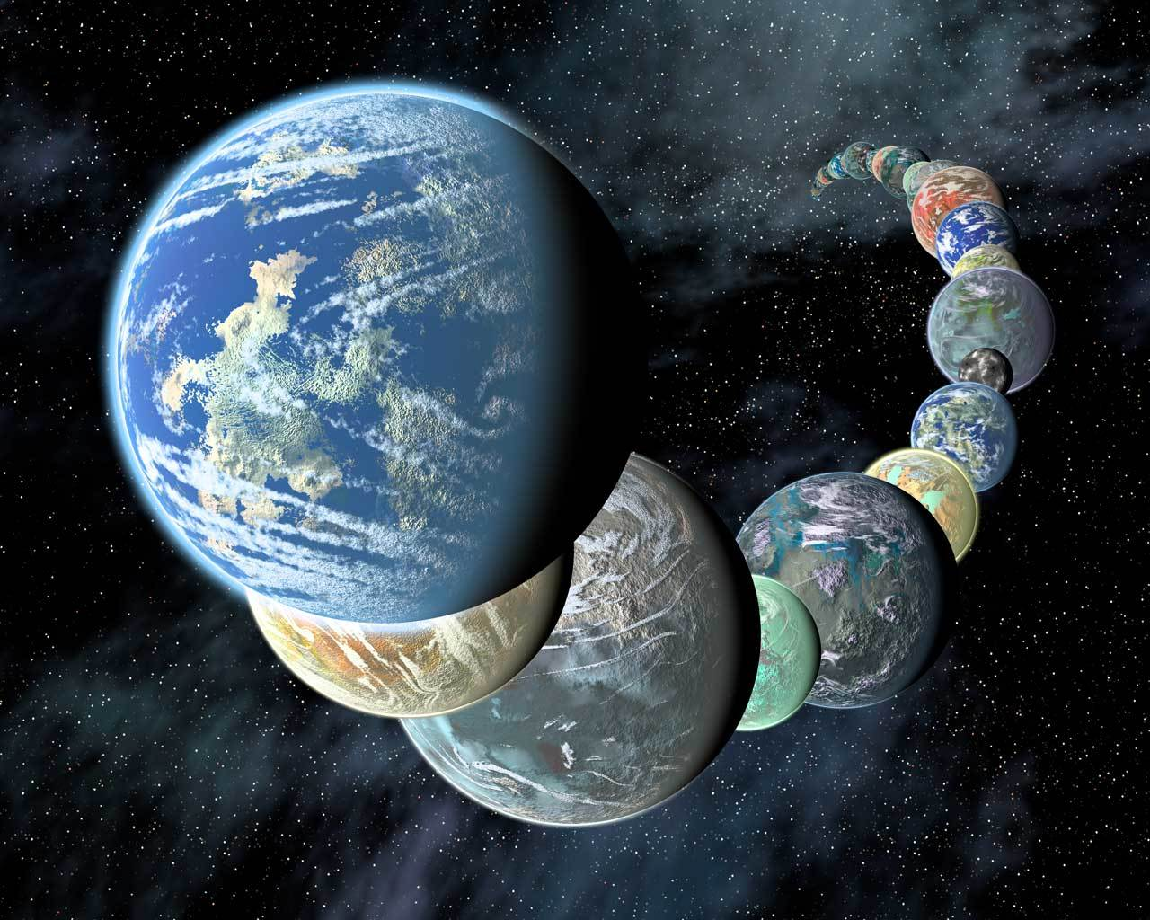 Exoplanets- Planets outside solar system