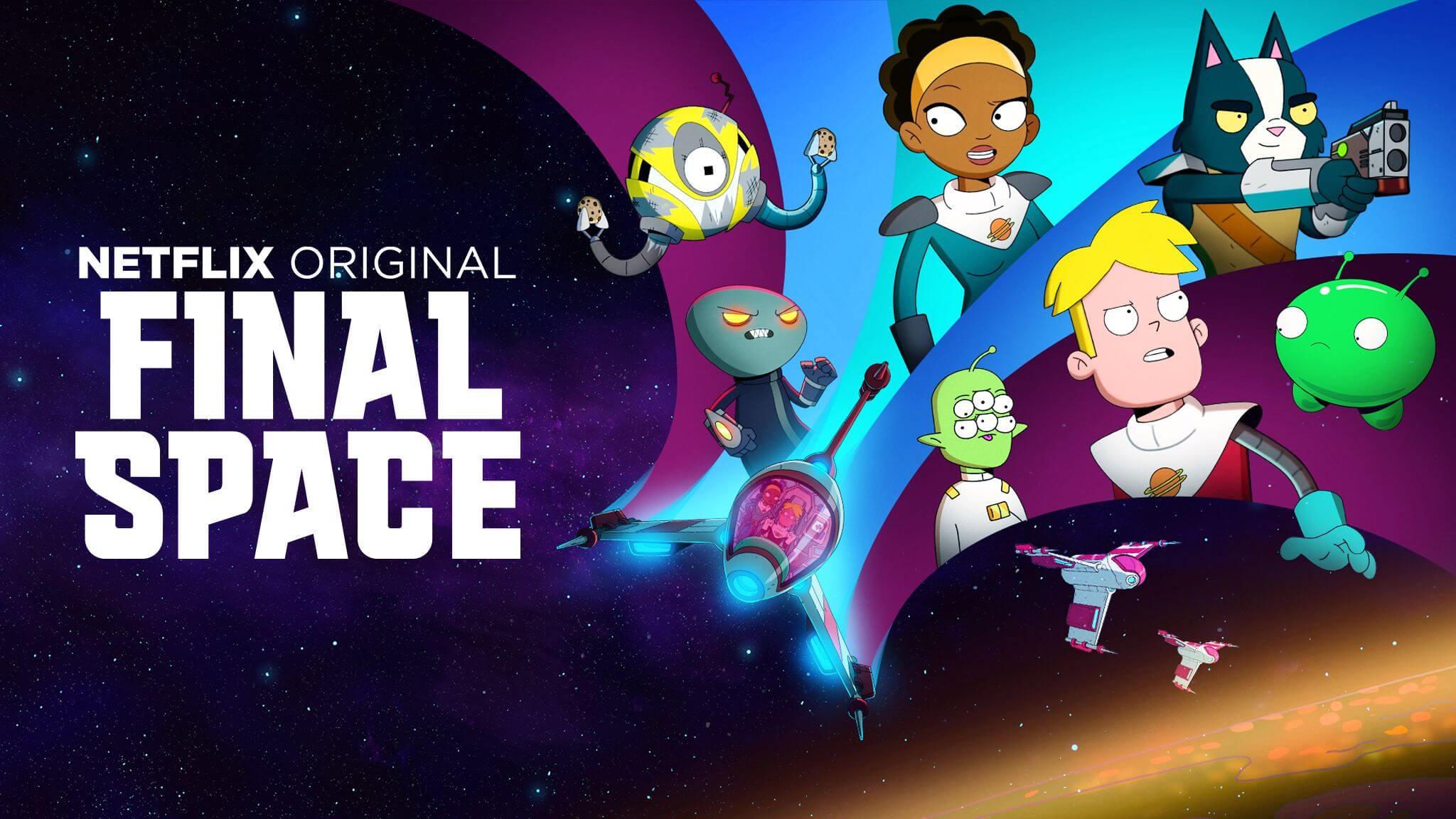 Final Space Netflix Season 3