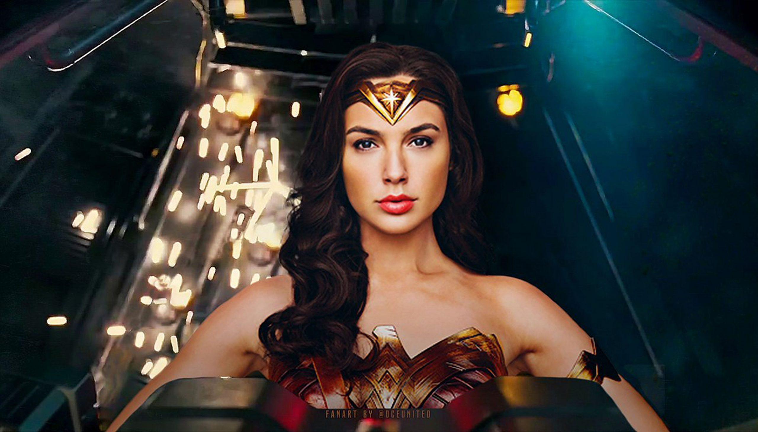 Gal Gadot as Diana Princess or Wonder Woman