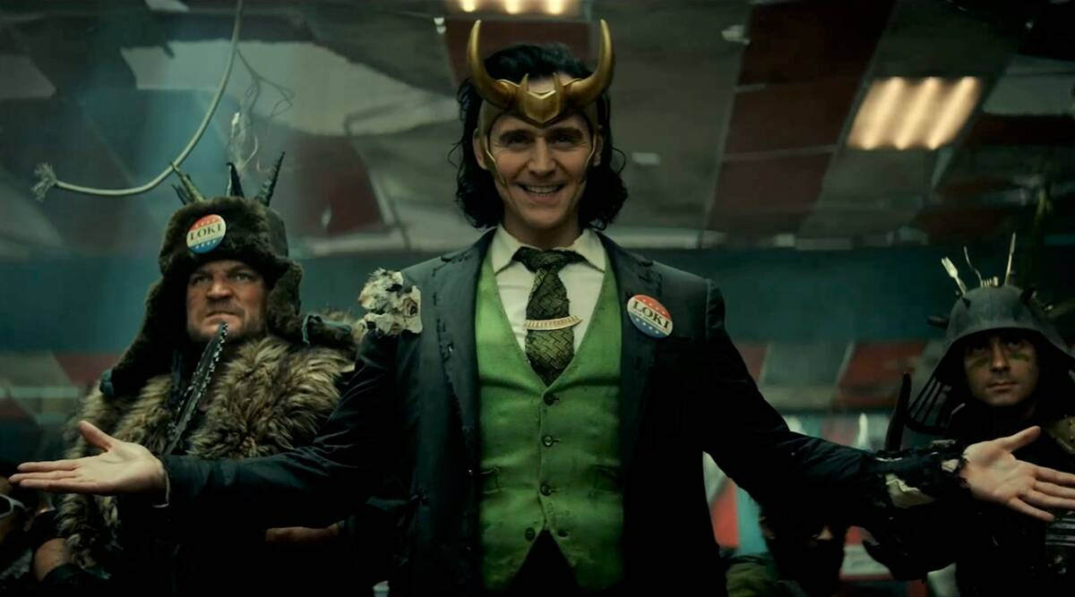 God of Mischief- Loki