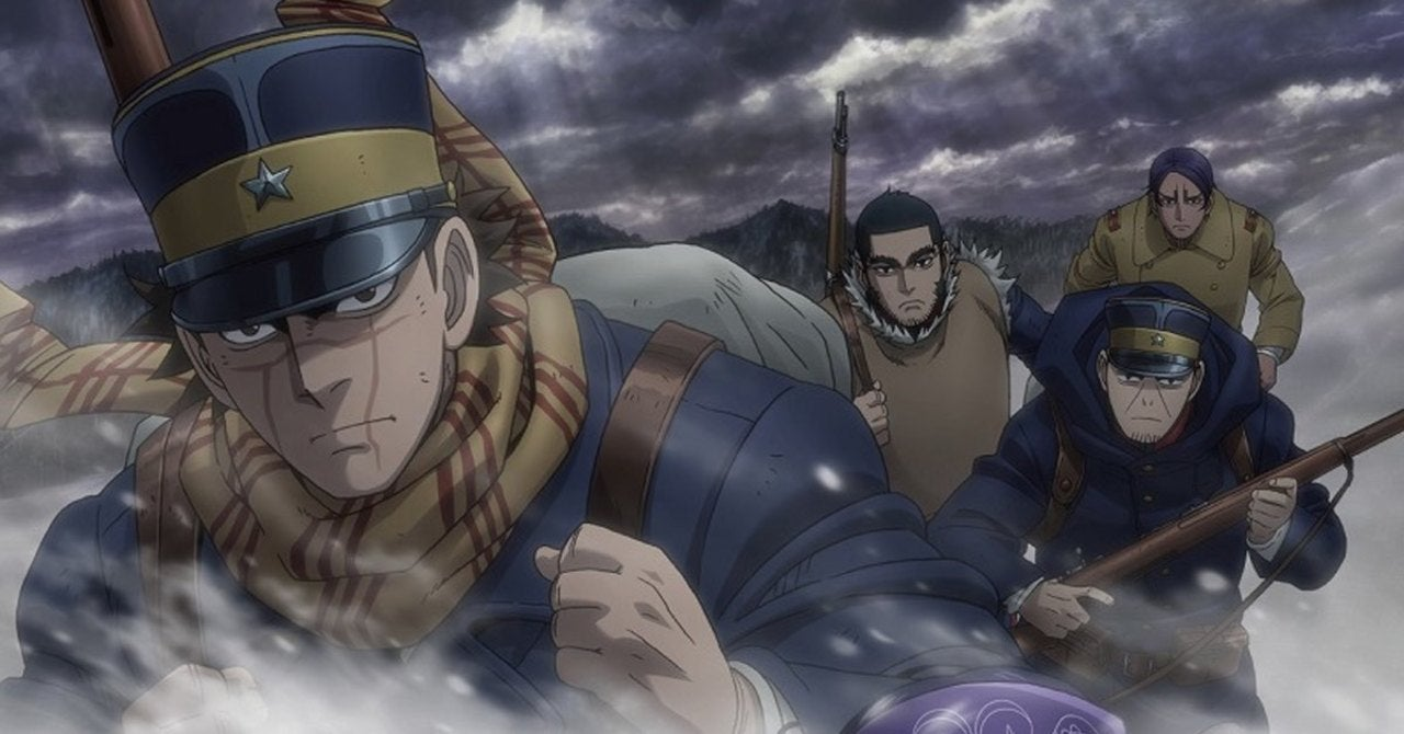 Golden Kamuy likely to get renewed for another season