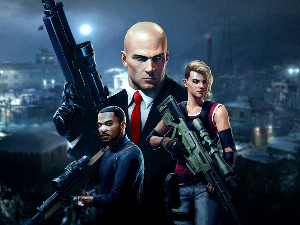 Hitman 3 featured image