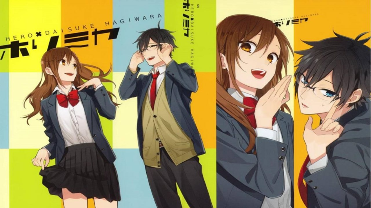 Horimiya anime release date
