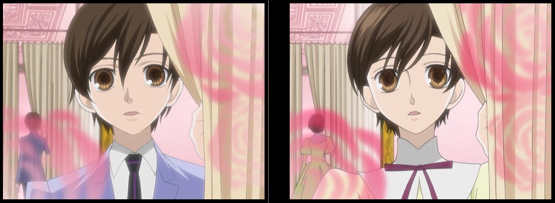 If Haru was a boy