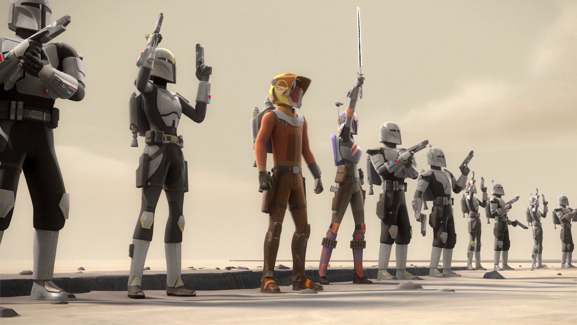 Imperial Empire Soldiers