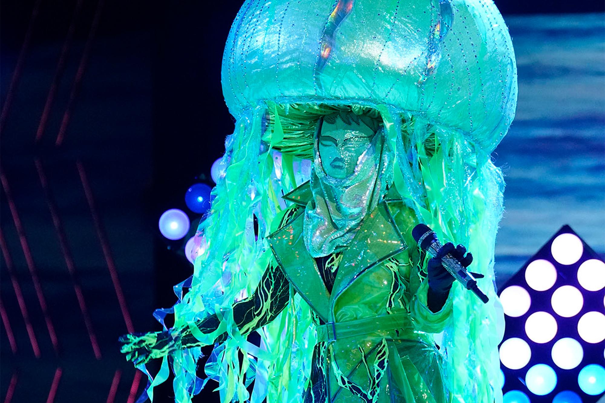 Jellyfish- Chloe Kim