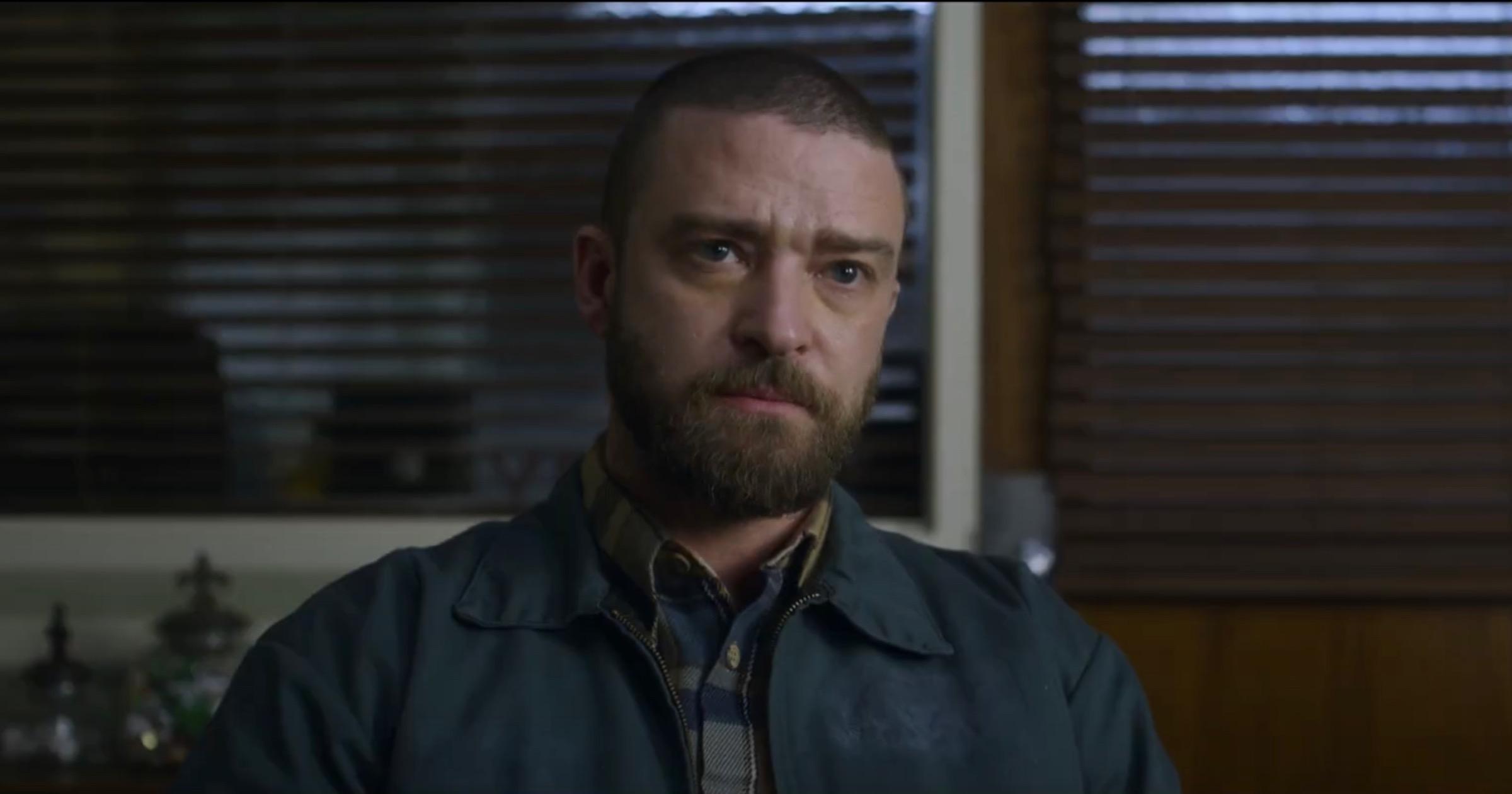 Justin Timberlake as Eddie Palmer