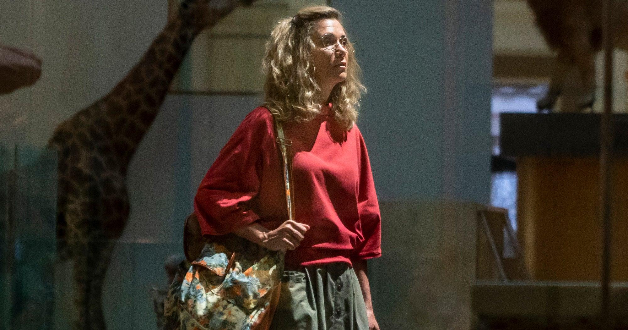 Kristen Wiig as Barbara Minerva or Cheetah