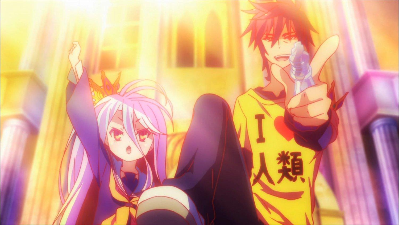 Makers to renew the fun anime for No Game No Life Season 2