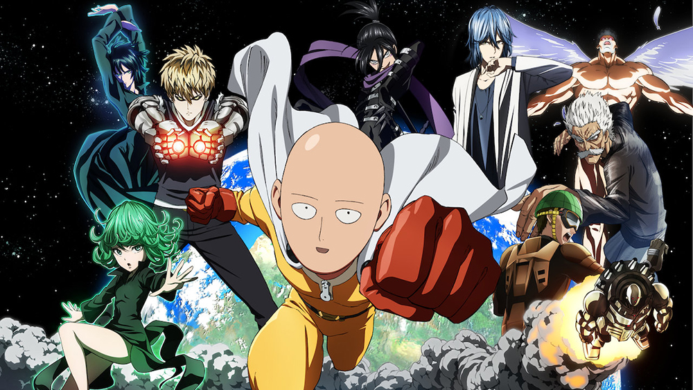 Makers yet to confirm the Release Date of One Punch Man Season 3