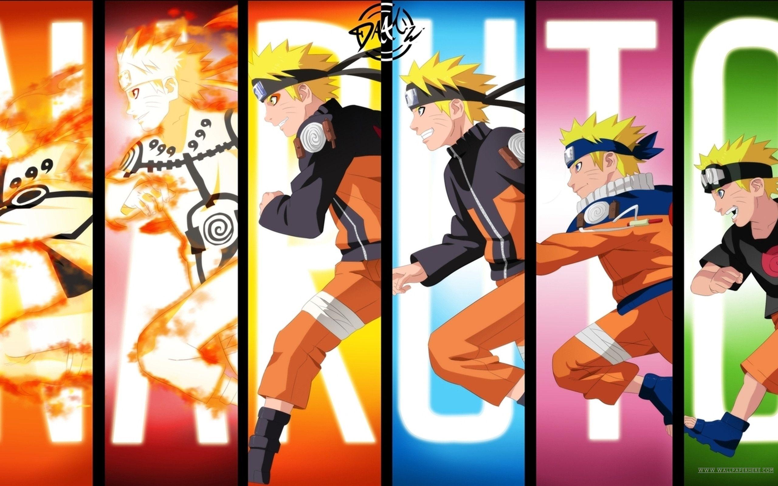 Naruto High