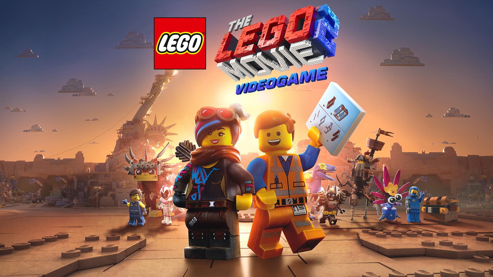 Nintendo Lego Movies