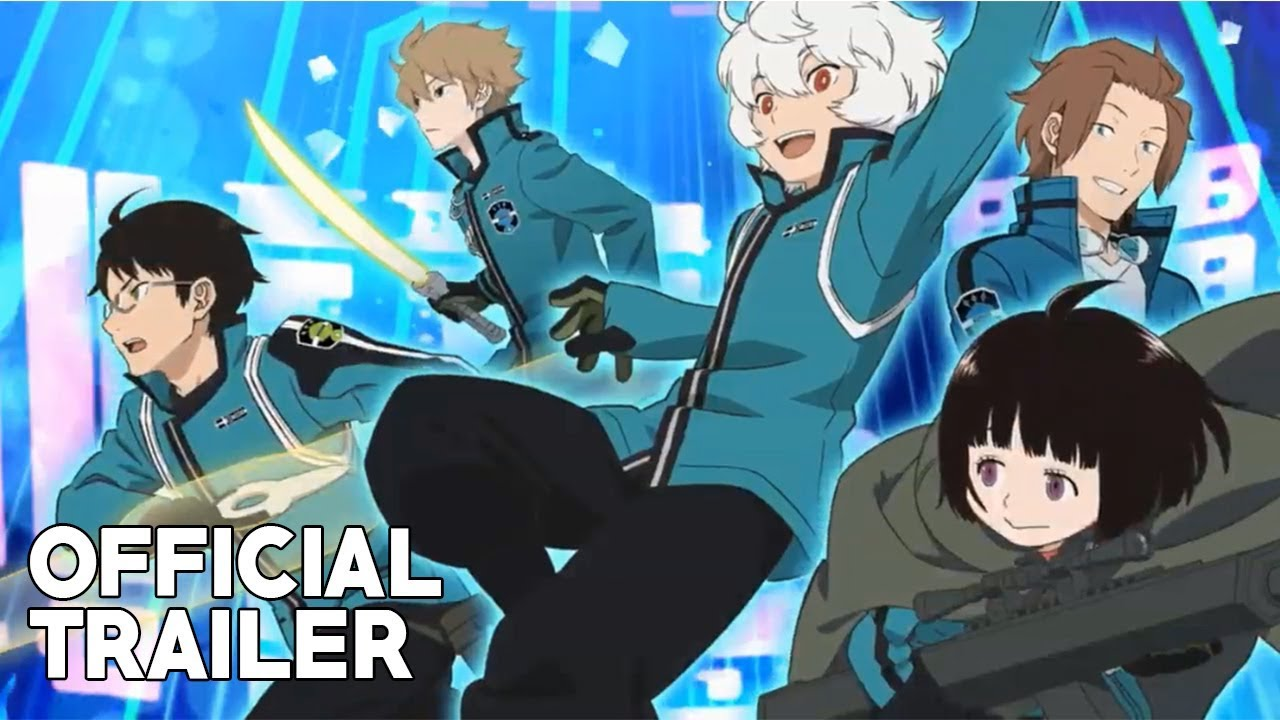 Official Trailer of World Trigger Season 2 released