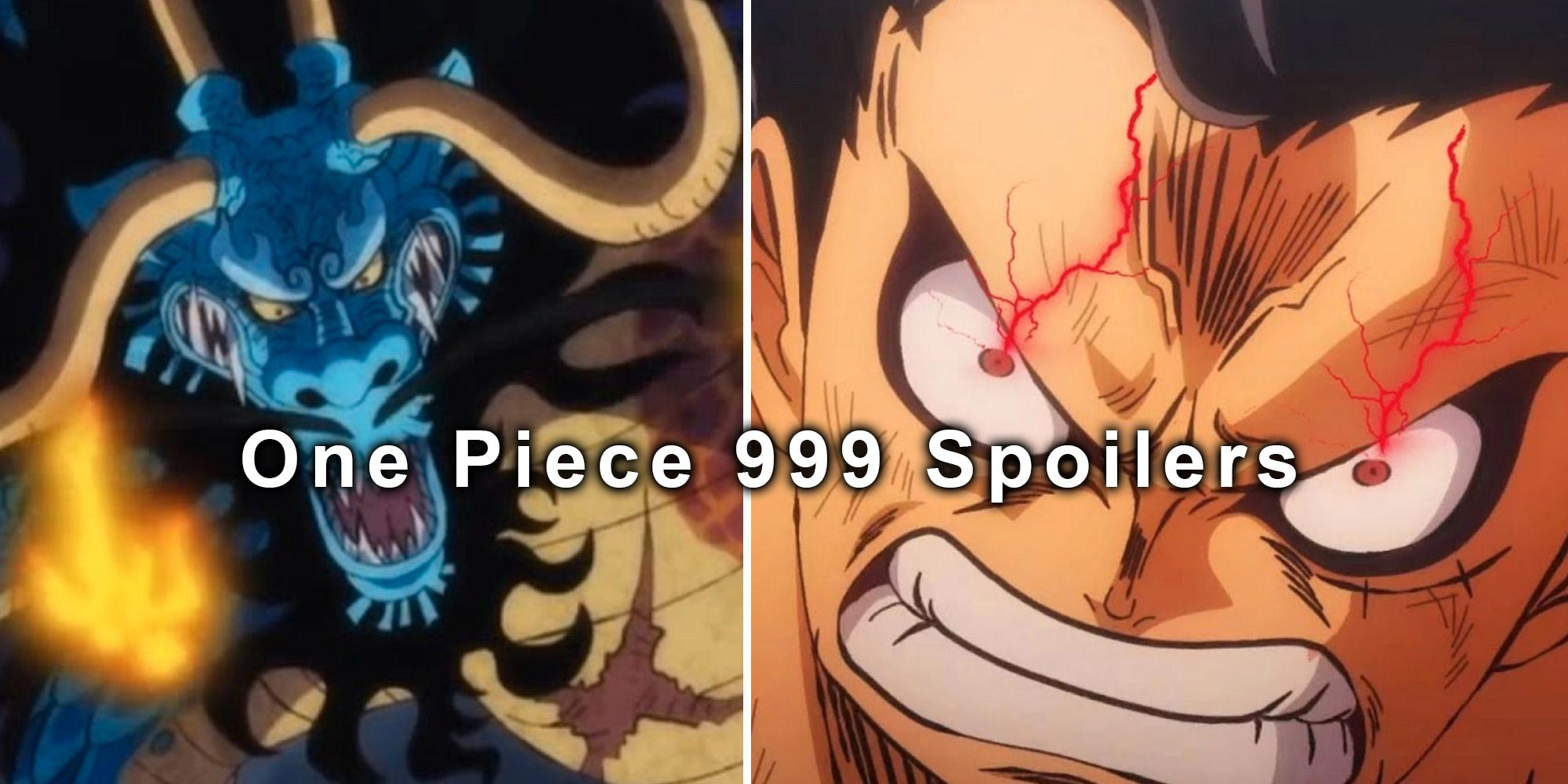 One Piece 999 Spoilers
