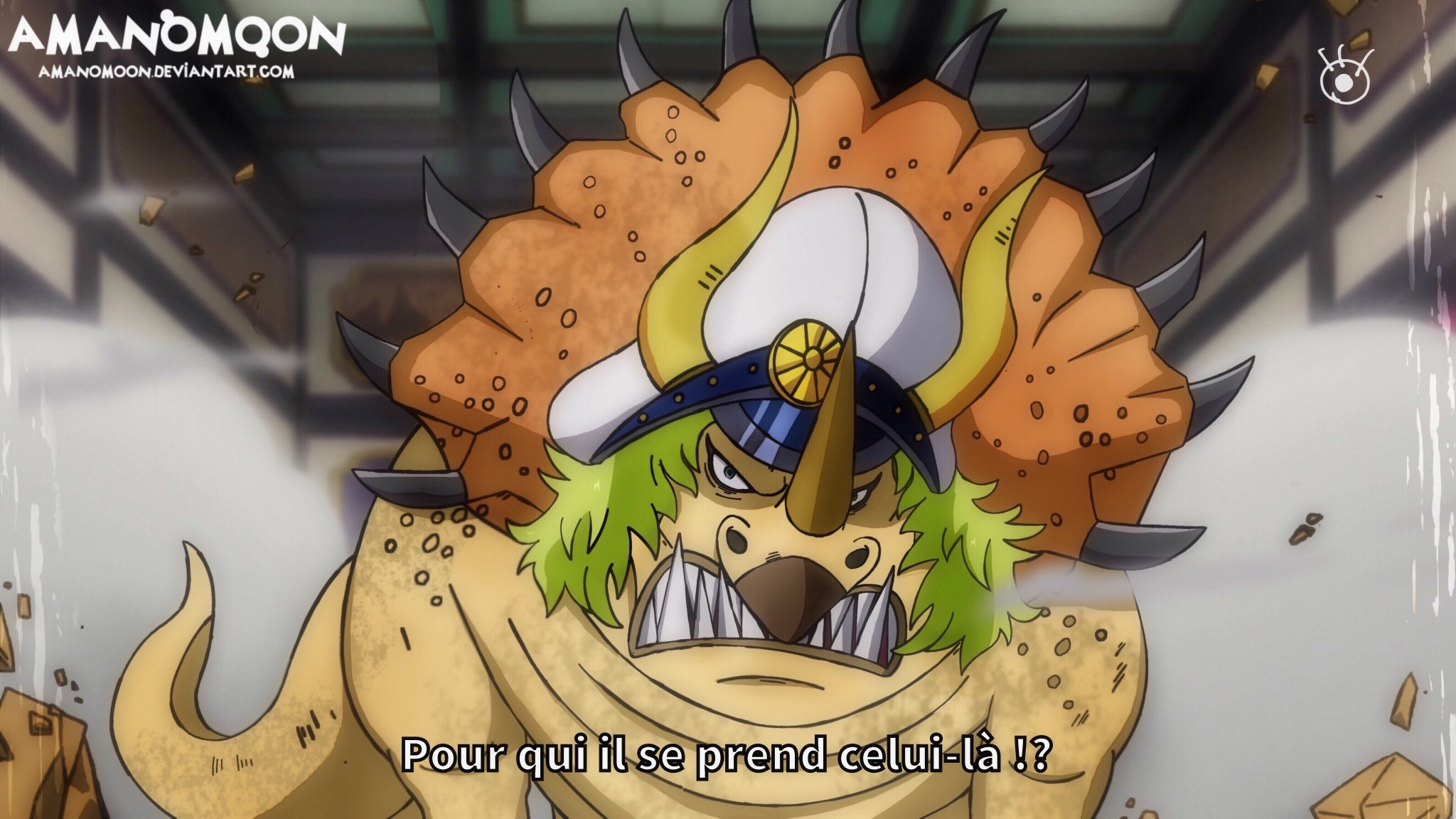 read One Piece 999 Spoilers