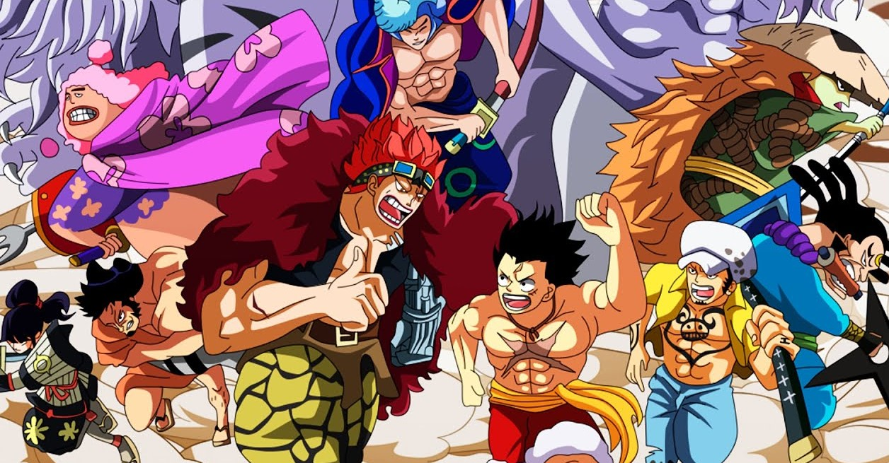 One Piece Supernova