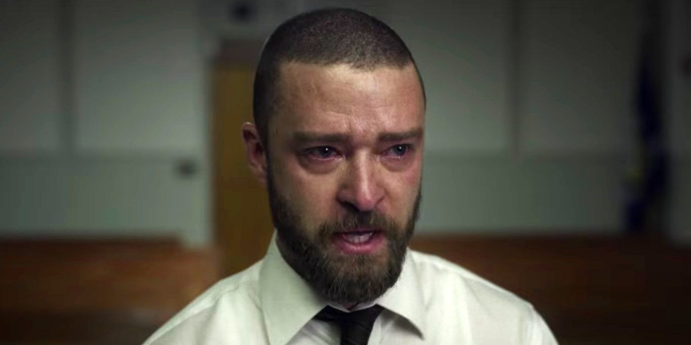 Palmer shows the gloomy and emotional side of Justin Timberlake