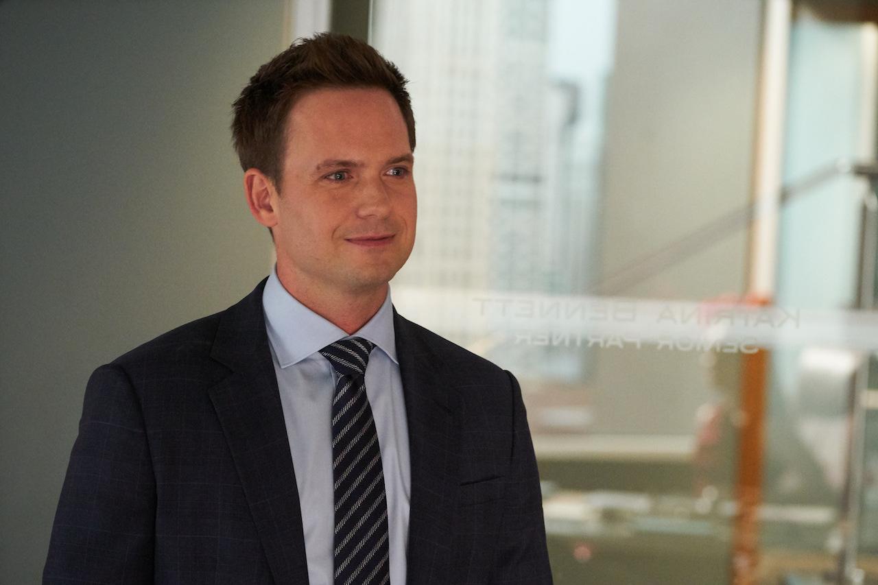 Patrick J Adams as Michael Ross