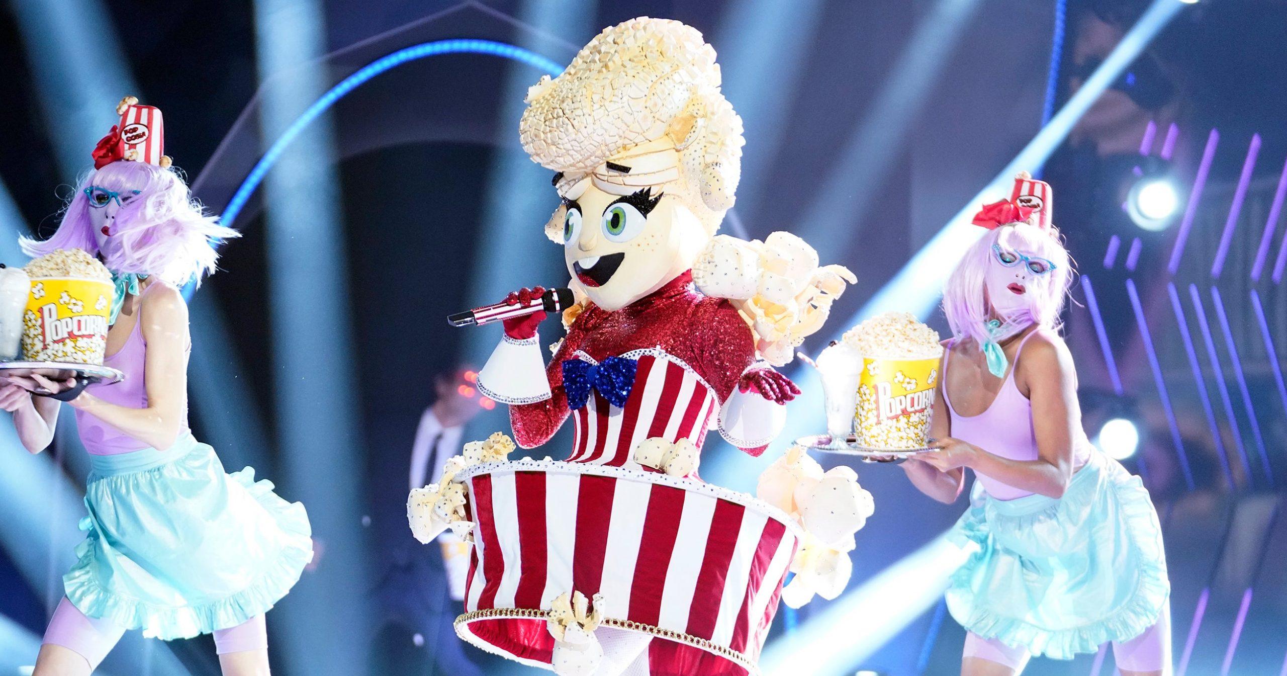 Popcorn - Taylor Dayne