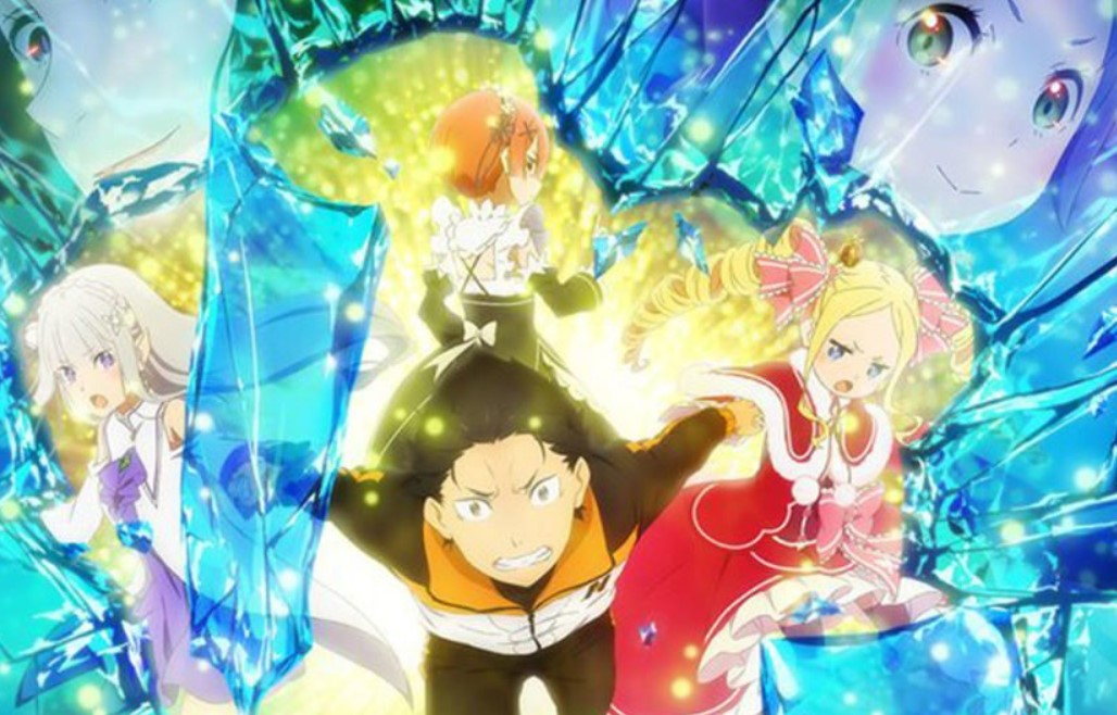 Re Zero-Starting Life in Another World Season 2 Part 2