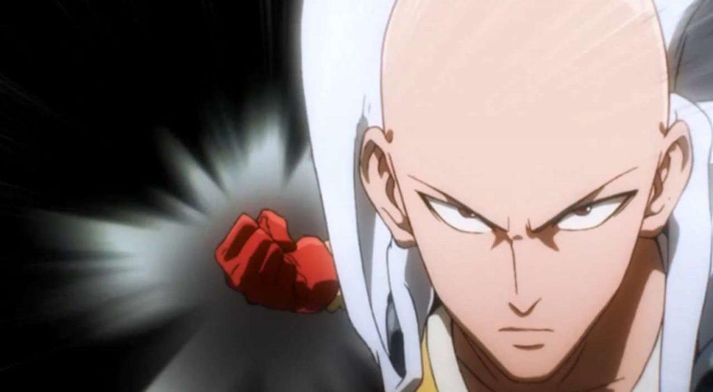 Saitama- One Punch Man