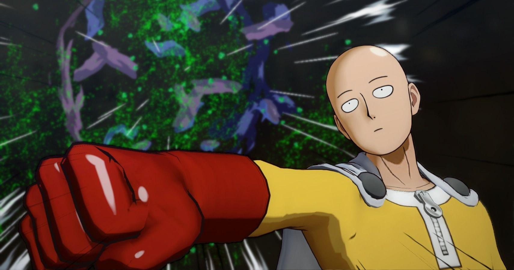 Saitama- The Robust Warrior