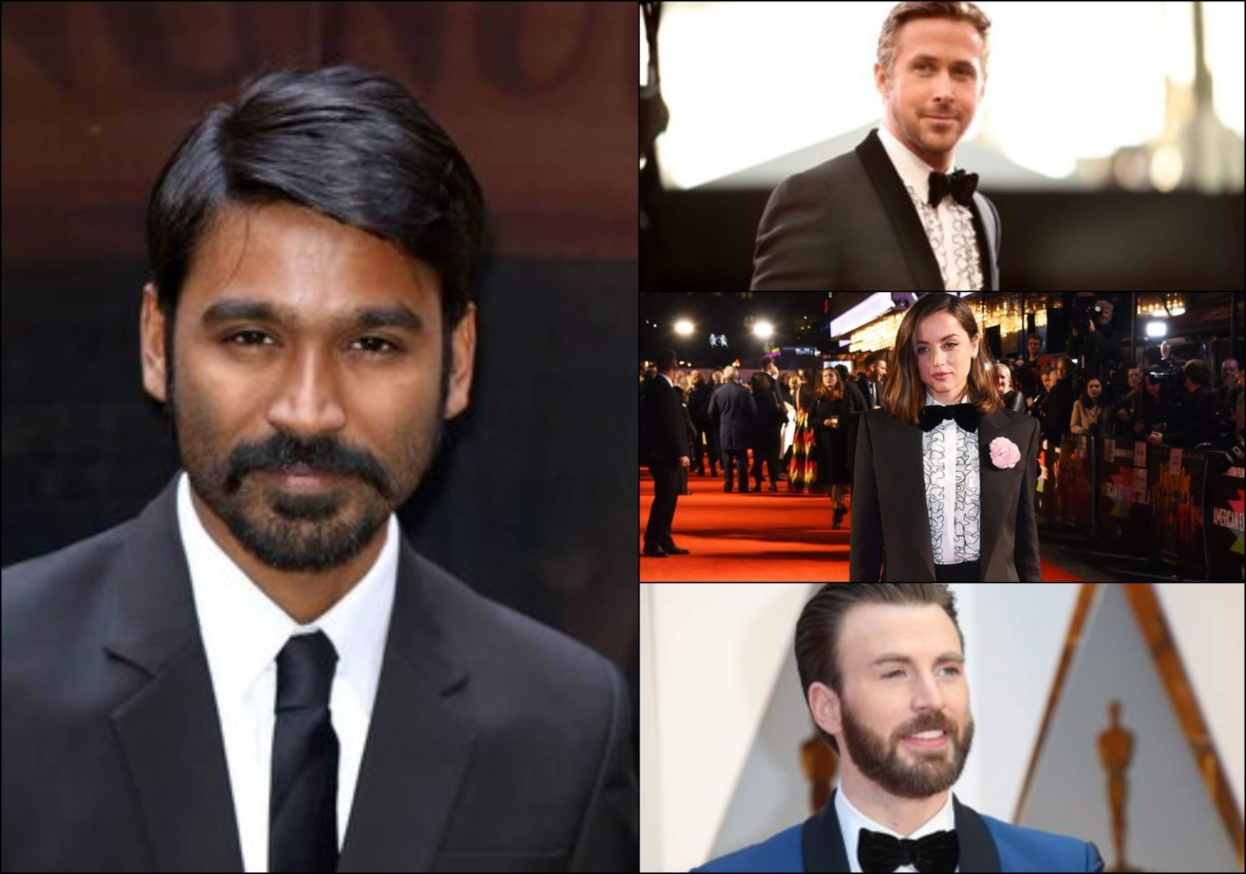 Tamil actor Dhanush joins the team of The Gray Man