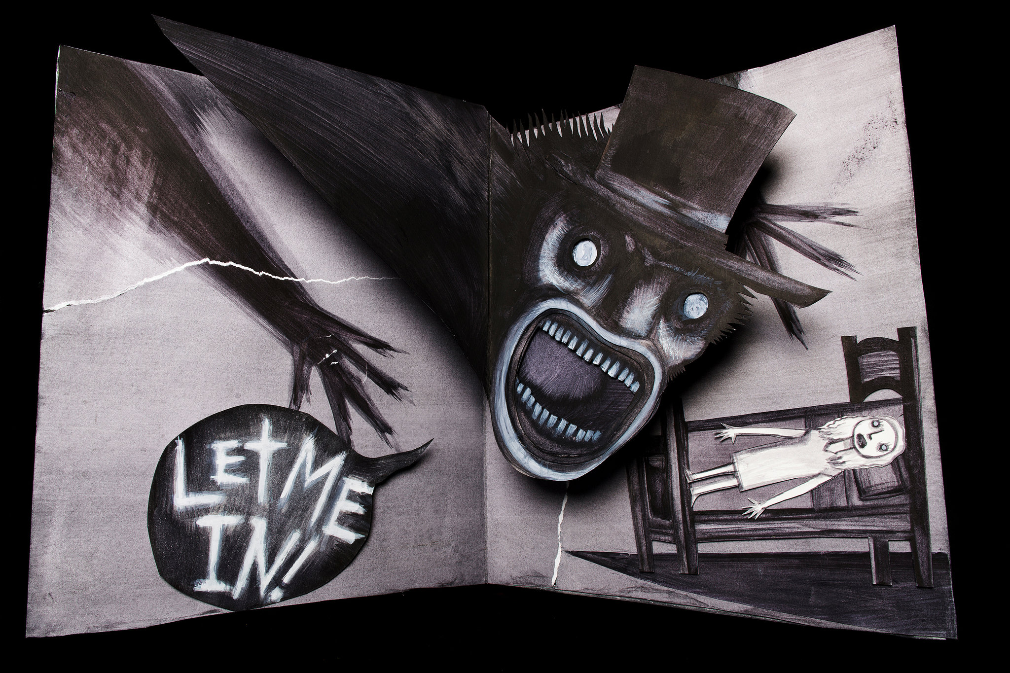 The Babadook- The Monster is Real