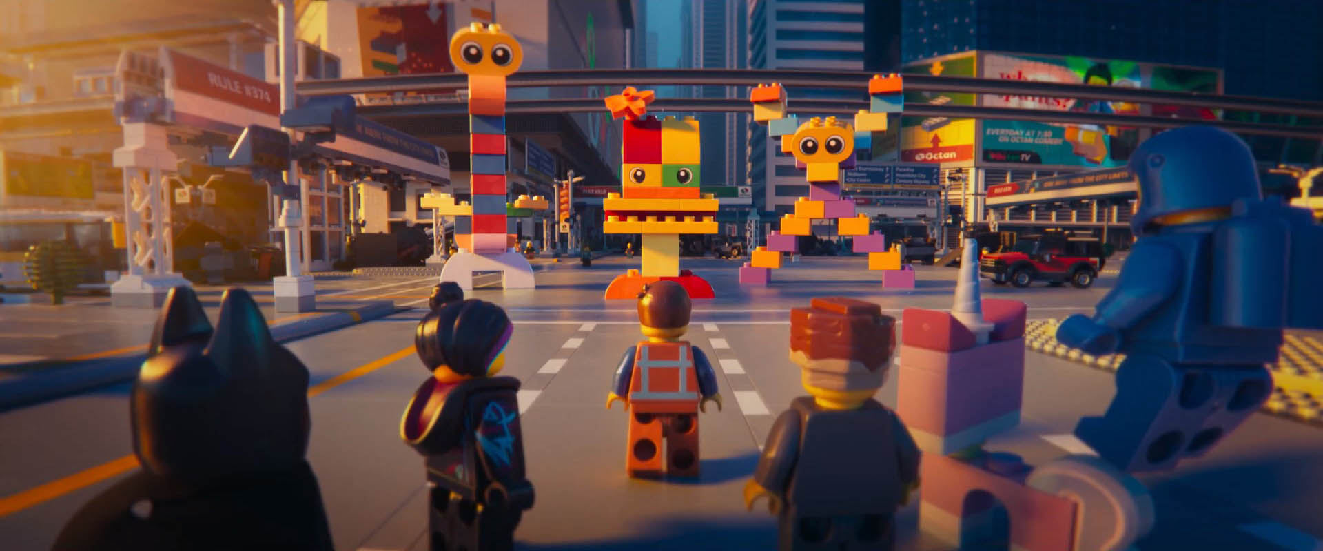 The Lego Movie 3 unlikely to happen