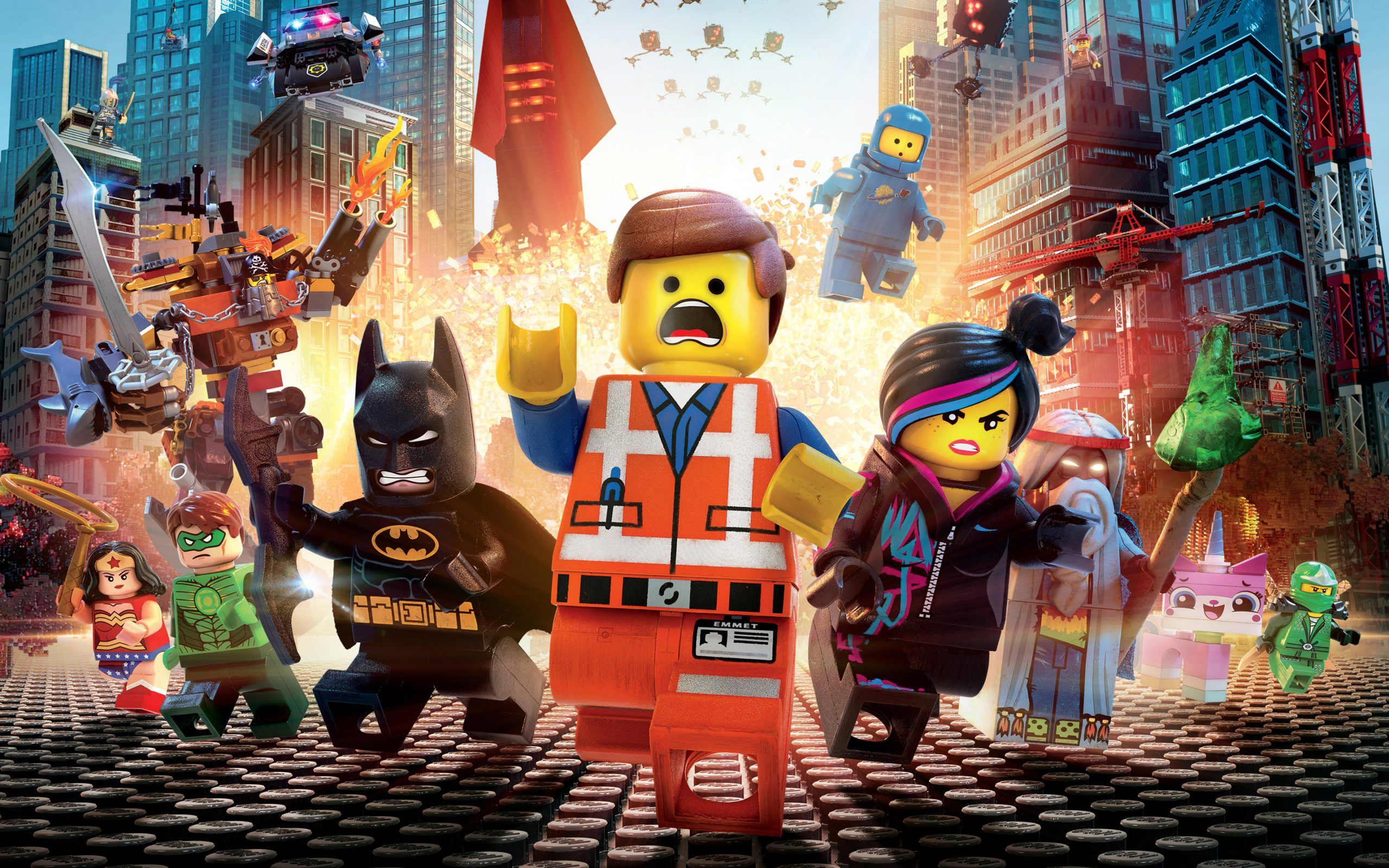 The Lego Movies- Greatest Branded Content