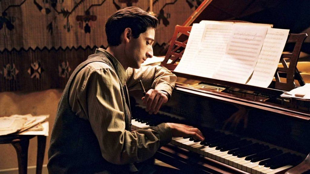The Pianist- Movies Based on True Stories