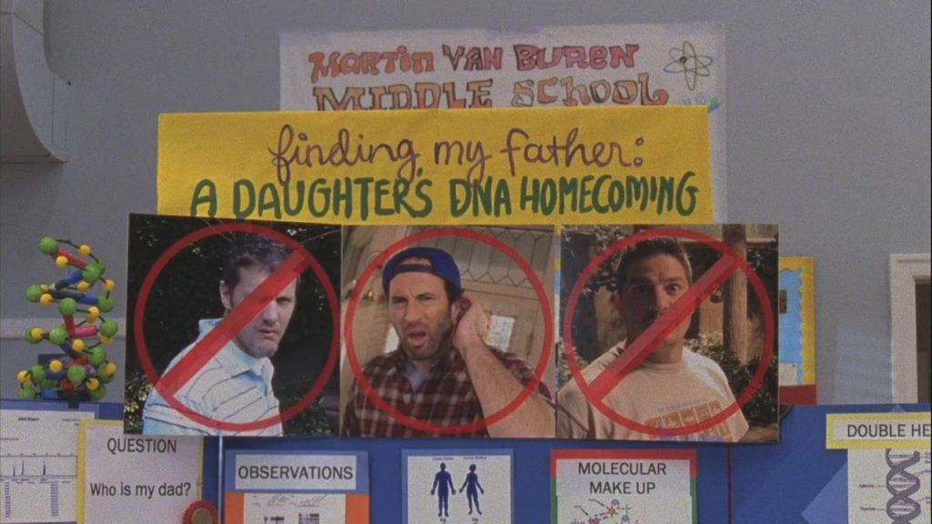 Gilmore Girls The Prodigal Daughter Returns