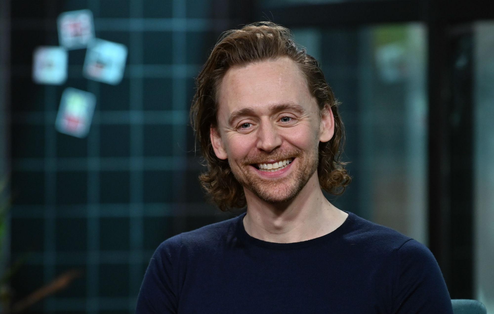 Tom Hiddleston to star in Loki