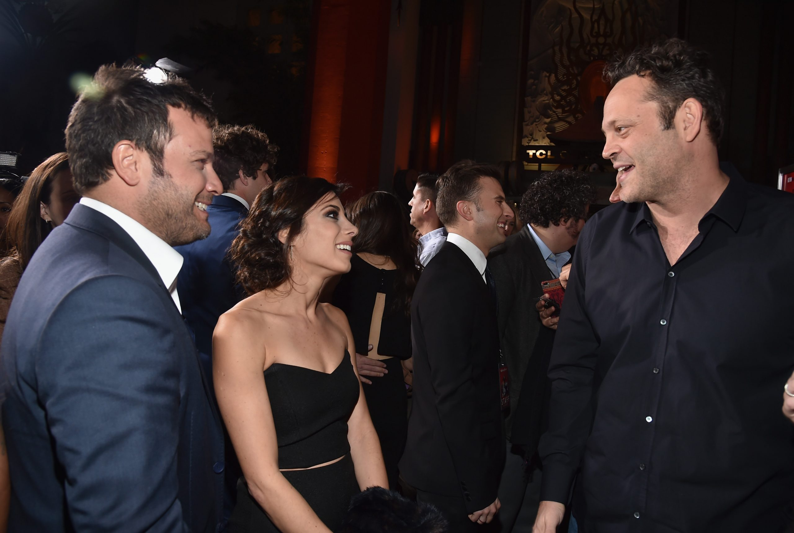 Vince Vaughn to star in North Hollywood