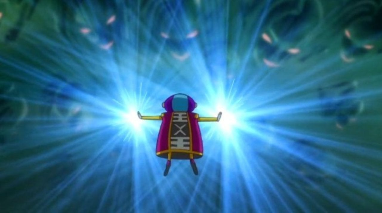Zeno- Dragon Ball Super