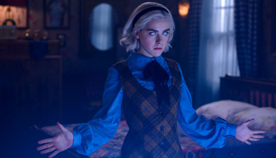Chilling Adventures of Sabrina season 4 release date