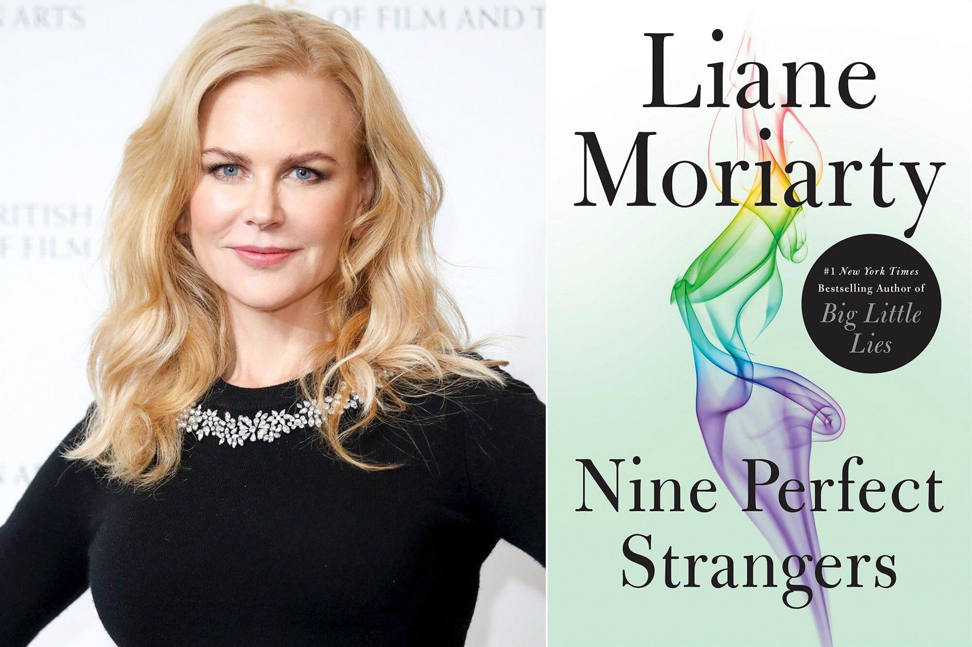 Hulu's Nine perfect strangers release date.