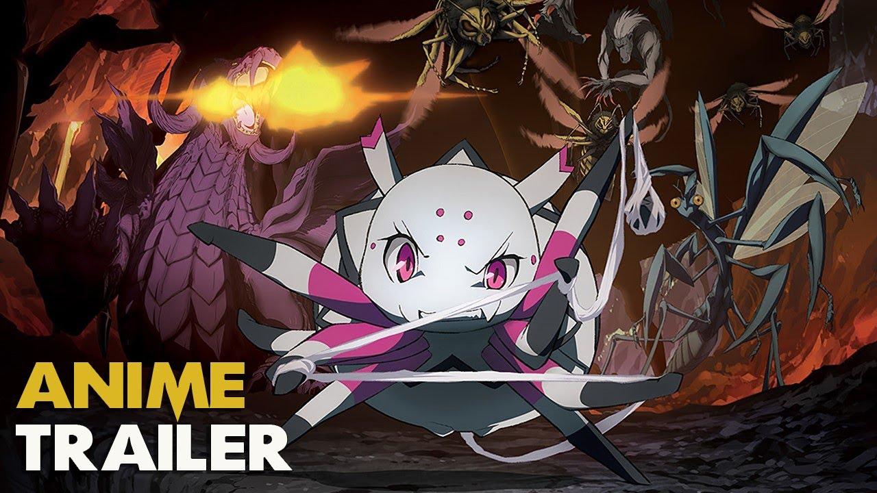 Kumo Desu ga, Nani ka anime Release Date