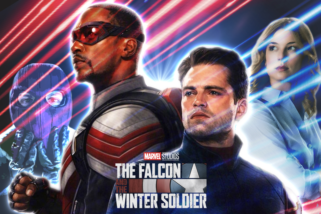 Falcon and the Winter Solder release date