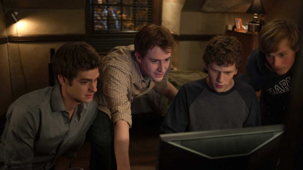 the social network- Movies Based on True Stories