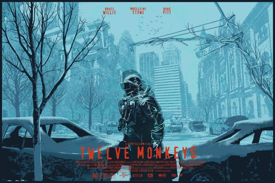 Post-apocalyptic movies 12 Monkeys