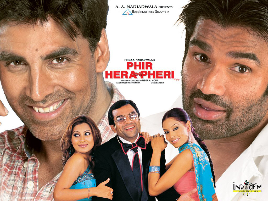 Watch Raju, shyam and Babu Bhaiya under one screen