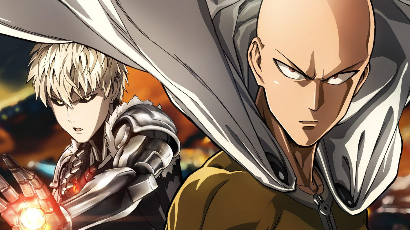 Anime Similar To One Punch man