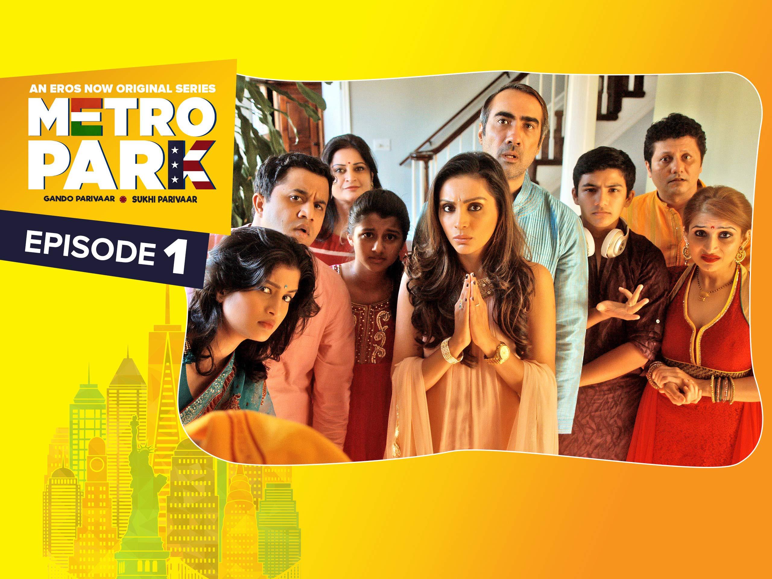 Ranvir Shorey Starrer Metro Park Season 2- Continuation of the NRI Family Story