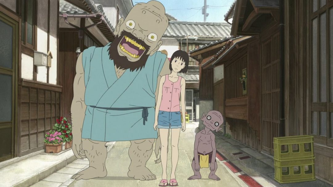 Coming of Age Anime Movie A Letter to Momo