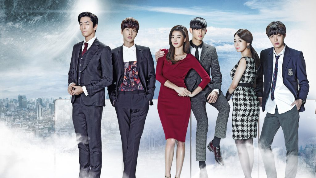My love from the star- top 10 k-dramas