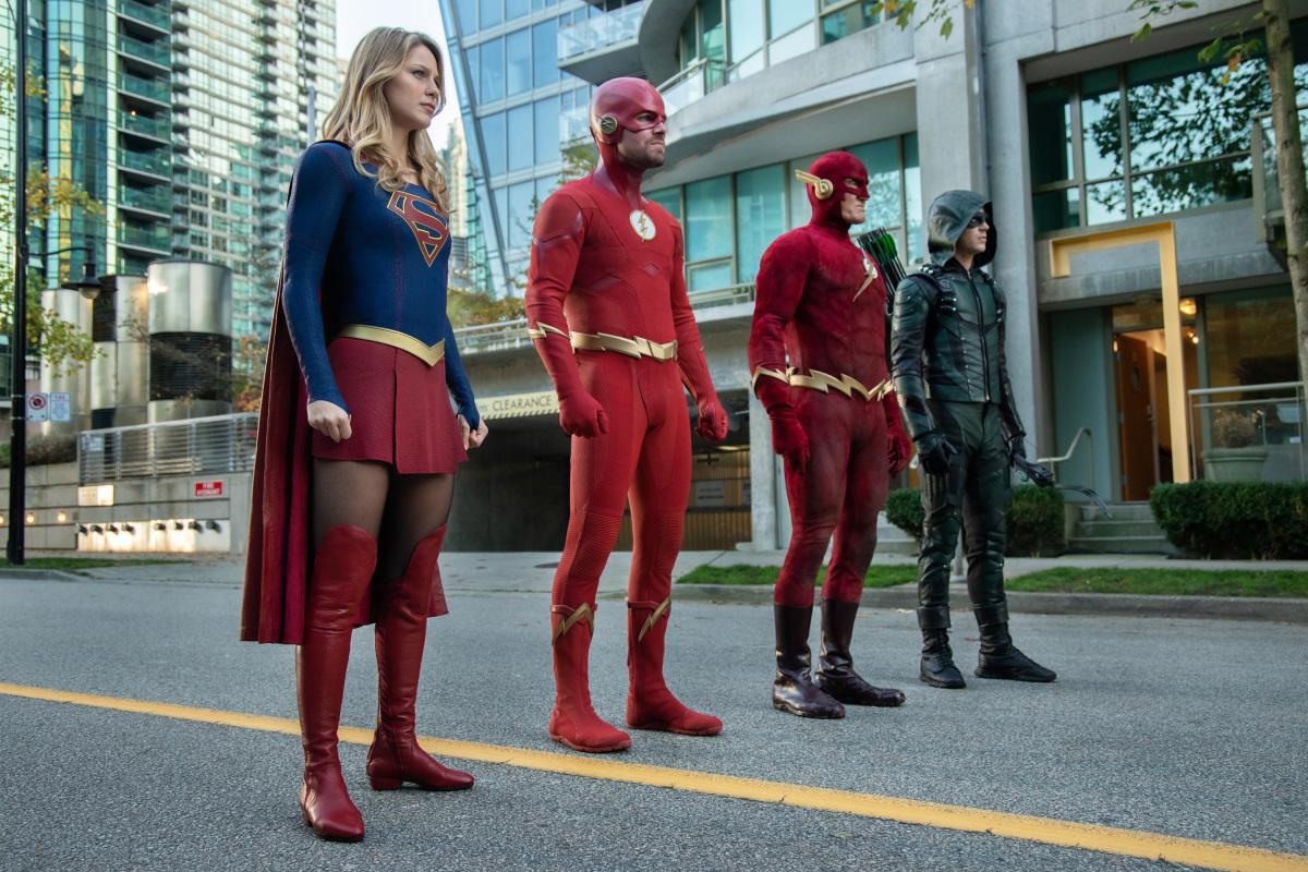 Preview And Renewal Status: Arrow Season 9